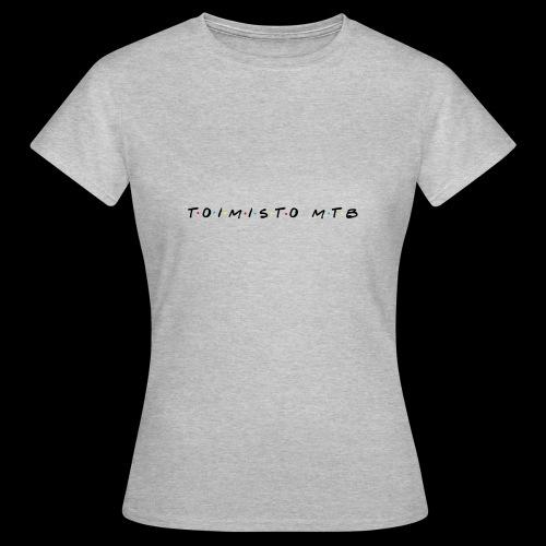 toimisto friends - Naisten t-paita