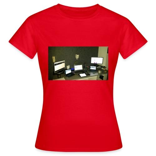 computer - T-shirt Femme
