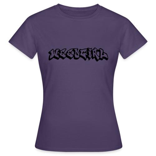 WEEDGIRL - Women's T-Shirt