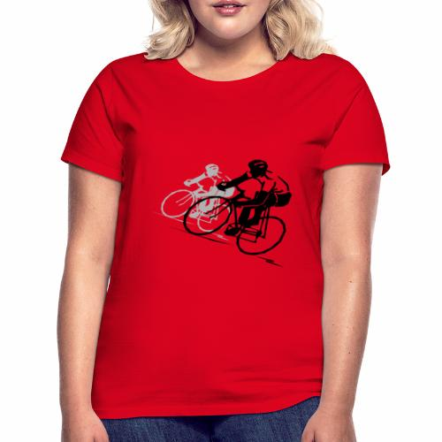 Cycling - Frauen T-Shirt