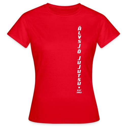 ajjk standing - T-shirt dam
