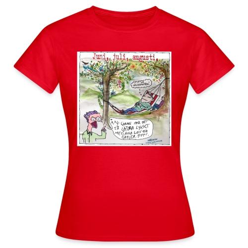 Jun-jul-aug - T-shirt dam