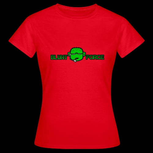 The Blunt Force - T-shirt dam