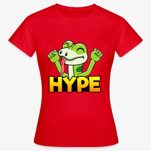 Ödlan Hype - T-shirt dam