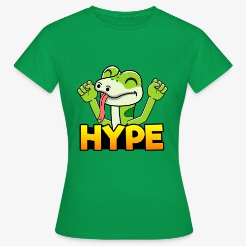 Ödlan - T-shirt dam