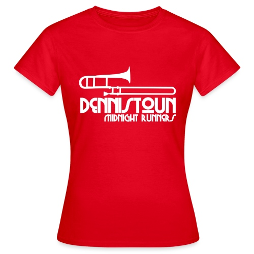 Dennistoun Midnight Runners - Women's T-Shirt