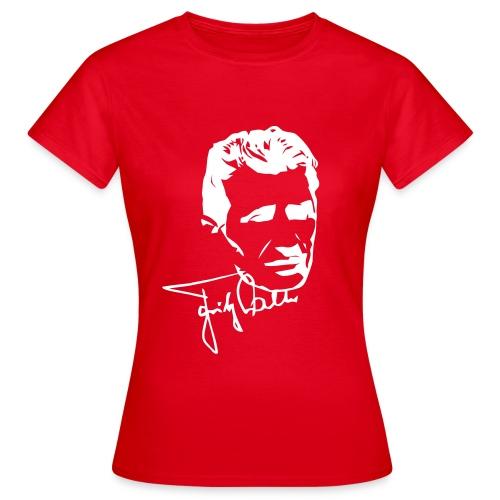 fritz walter - Frauen T-Shirt