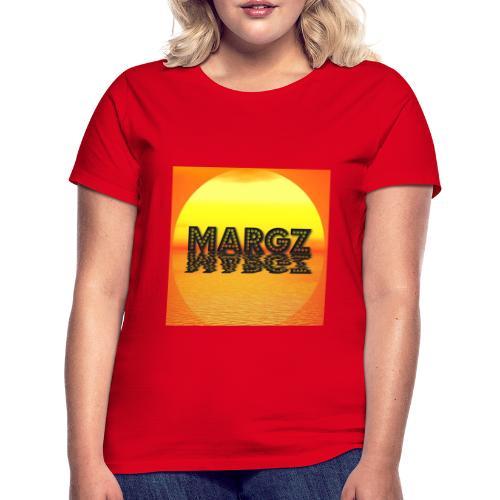 Sunset over Margz - Women's T-Shirt