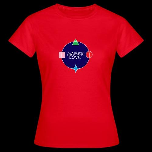 GAMER LOVE - Women's T-Shirt