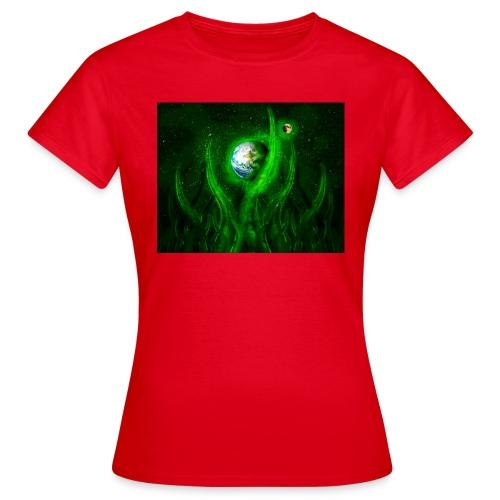 Cthulhu Rising - Frauen T-Shirt