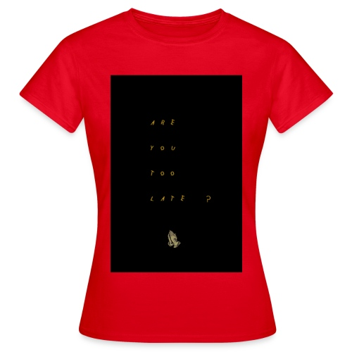 AYTLBGE png - Women's T-Shirt