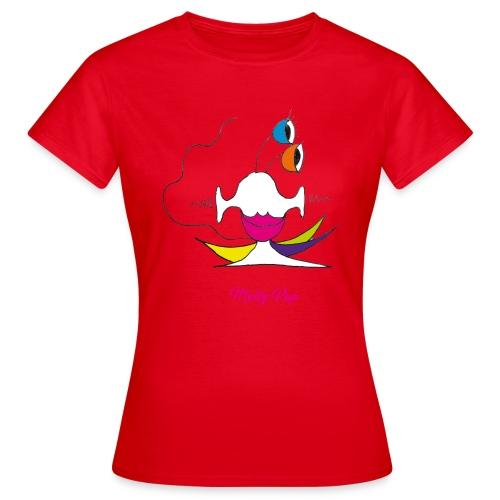 Molly Pop - T-shirt Femme