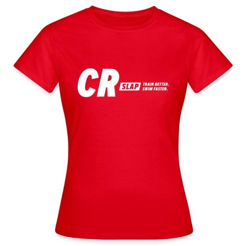 CRAWL-SLAP - Frauen T-Shirt