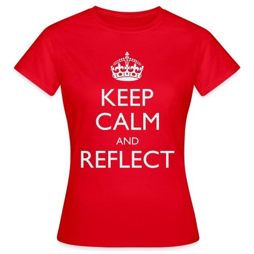 reflect - Women's T-Shirt