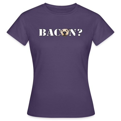 baconsmall - Women's T-Shirt