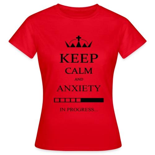 keep_calm - Maglietta da donna