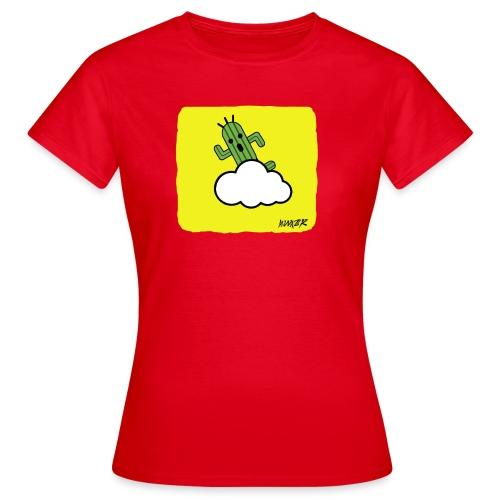 Sky runner cactuar - T-shirt Femme