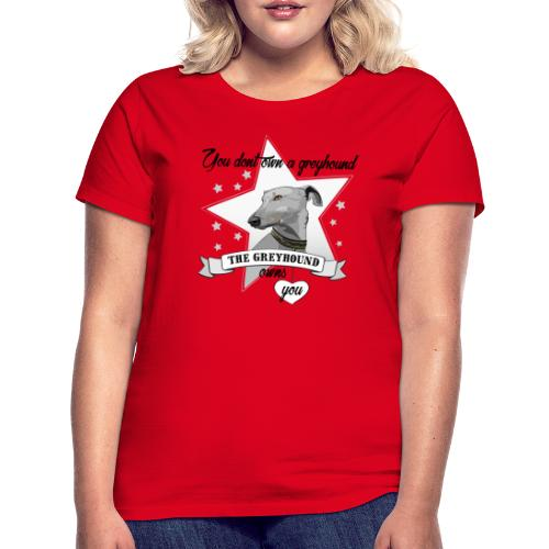 The Greyhound - T-shirt dam