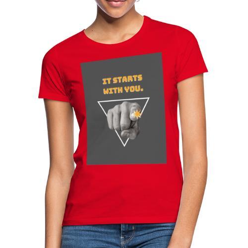 t-shirt tendence otone-hiver 2019-2 - T-shirt Femme