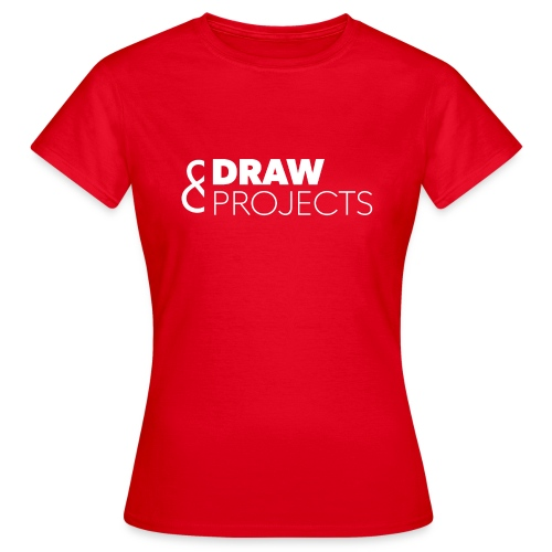 Draw and Projects - T-shirt Femme