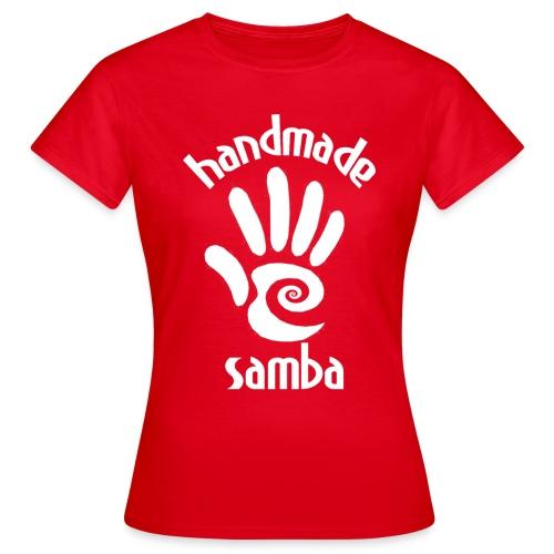 Handmade Samba - Women's T-Shirt