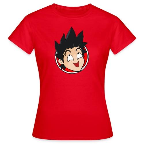 Happy Just Ketchup - Frauen T-Shirt