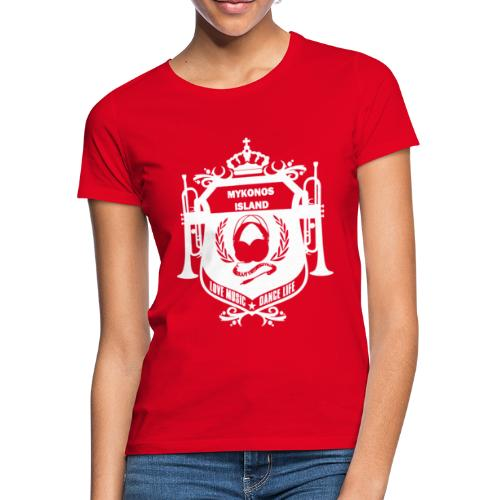 Mykonos Vibes - T-shirt Femme
