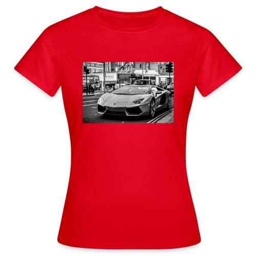 Lambo Aventador - Maglietta da donna