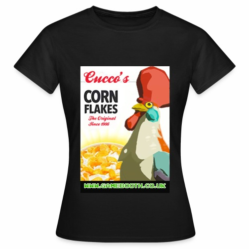 Cuccos Cornflakes - Women's T-Shirt