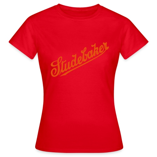 Vintage Studebaker emblem - Women's T-Shirt