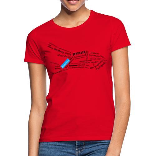 Neue Bodensee Kollektion von Danijel Köstlich - Frauen T-Shirt