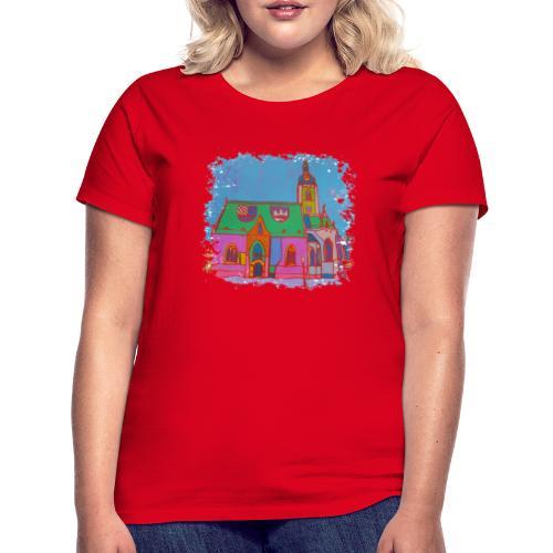 Zagreb - Frauen T-Shirt