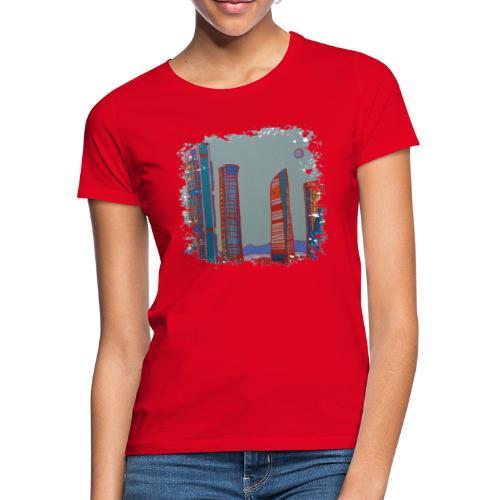 Madrid - Frauen T-Shirt