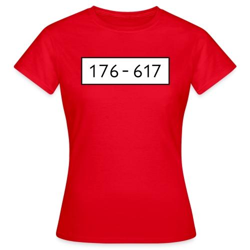 Panzerknacker 6 Nummern Gruppenkostüme Fasching - Frauen T-Shirt