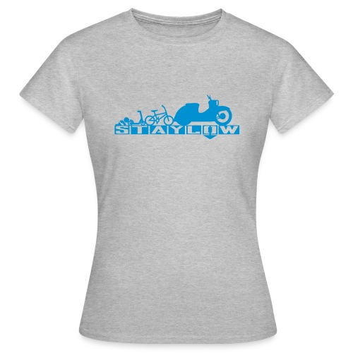 STAYLOW BMX - Frauen T-Shirt