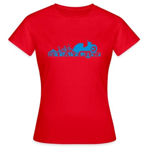 STAYLOW BMX - Frauen T-Shirt
