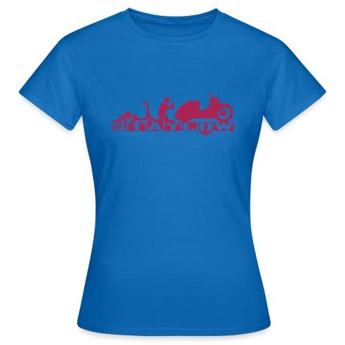 STAYLOW Bier - Frauen T-Shirt
