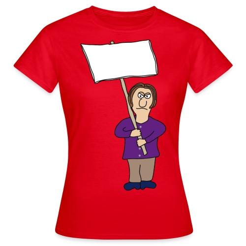 Protest - Frauen T-Shirt