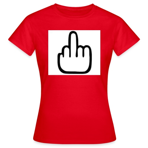 Notsocial - Vrouwen T-shirt