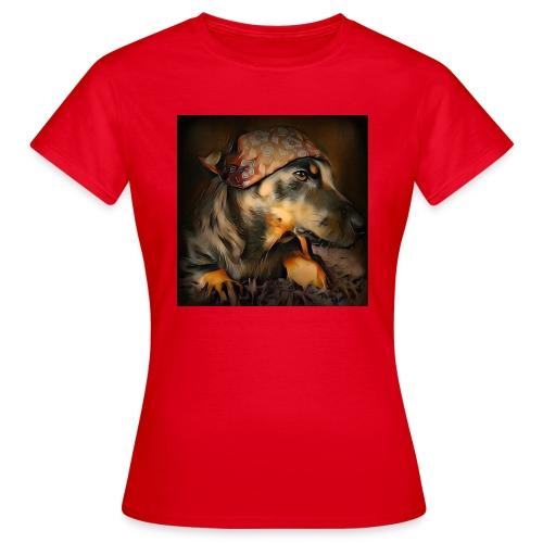 Biker Pinia - Frauen T-Shirt