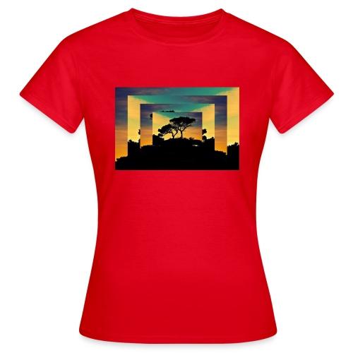 Natur Africa - Frauen T-Shirt