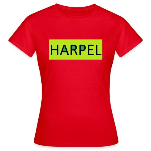 LIMMETTE HARPEL - Frauen T-Shirt