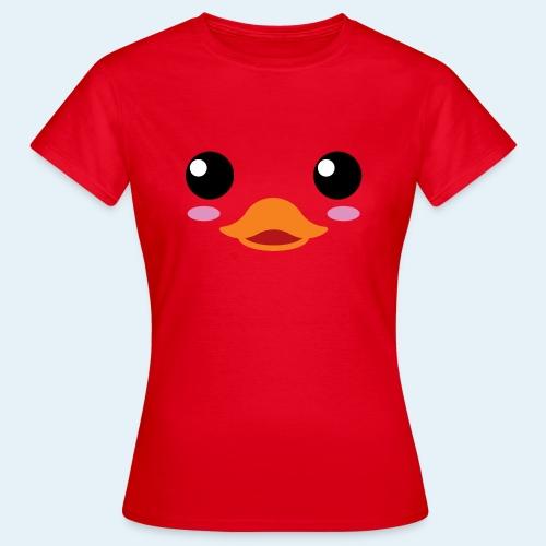 Pato bebé (Cachorros) - Camiseta mujer