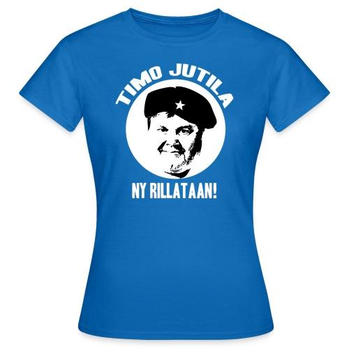 Ny rillataan - Naisten t-paita