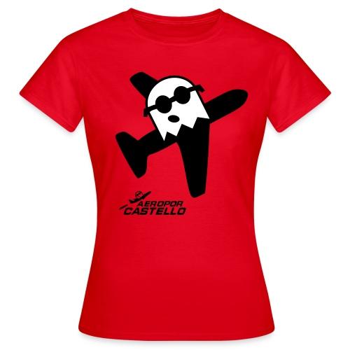 Fabrantasma Color - Camiseta mujer