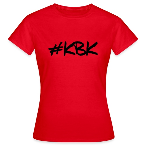 #kbk - T-shirt dam