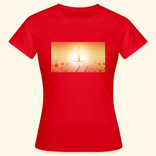 Jenseits aller Grenzen - Frauen T-Shirt