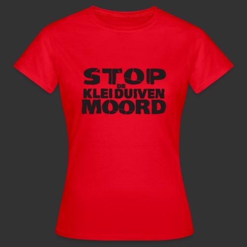 kleiduivenmoord - Vrouwen T-shirt