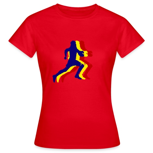 VPC 3 corredors - Camiseta mujer