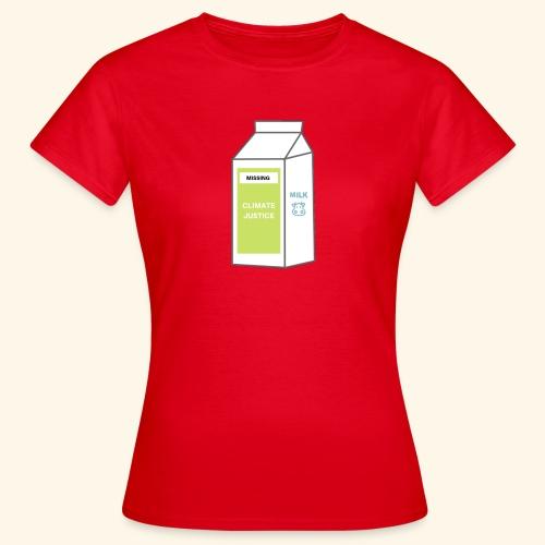 Climate Change - Women's T-Shirt